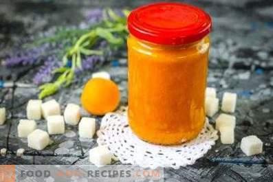 Apricot Confiture