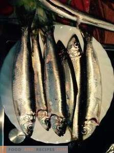 How to store herring
