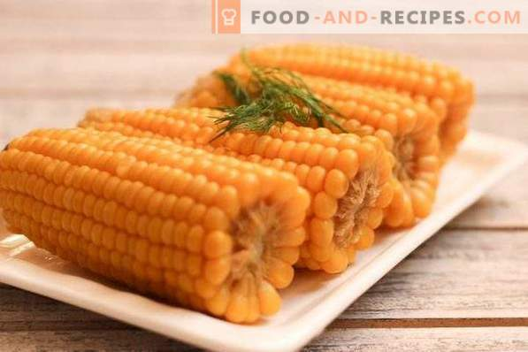 How to cook corn on the cob in a pan
