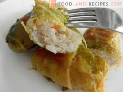 Cabbage cabbage rolls