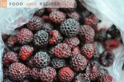 How to store blackberries