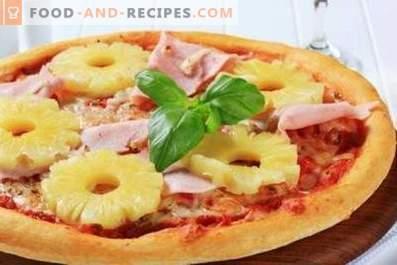 Хавайска пица