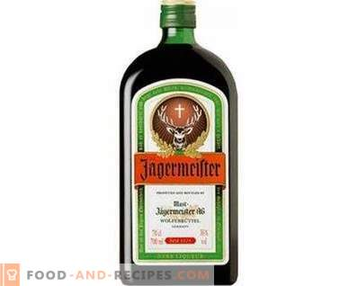 How to drink the Jägermeister