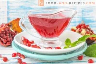 Pomegranate Meat Sauce