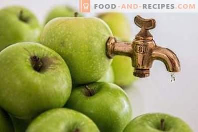 Apple Juice: Benefit and Harm