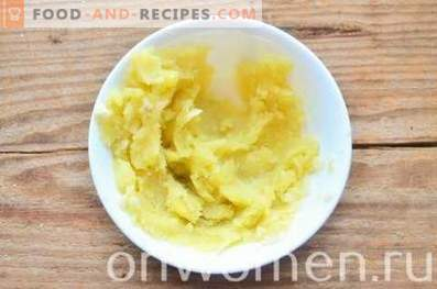 Garlic Potato Sauce