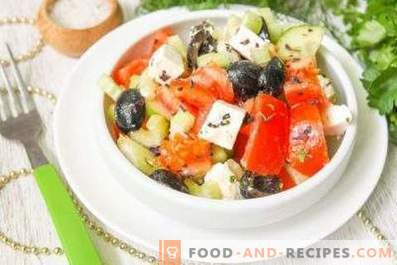 Birthday Salads