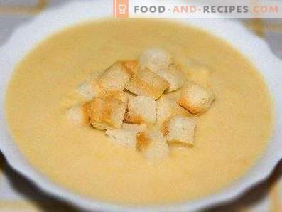 Potato and Chicken Cream Soup
