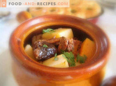 Beef with Potted Potatoes