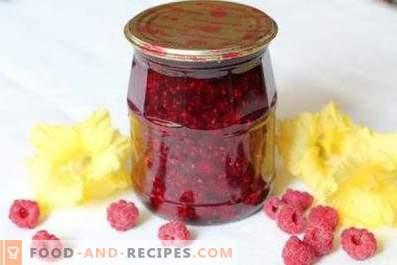 Five Minute Raspberry Jam