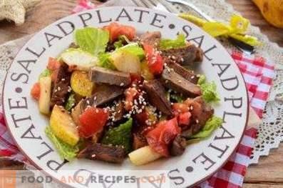 Beef Salads