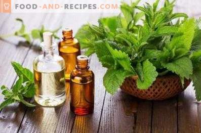 Peppermint Oil: Properties and Applications