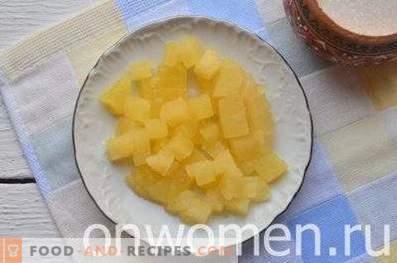 Pineapple Puffs