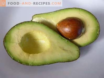Avocados: good and harm