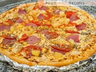 Neapolitano Pizza