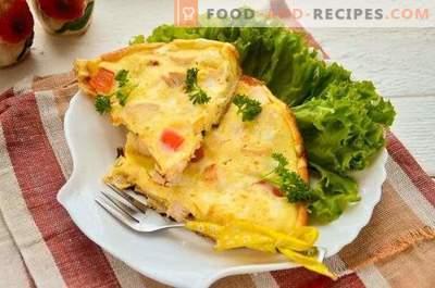 Chicken Breast Omelet