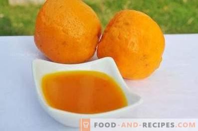 Orange Meat Sauce