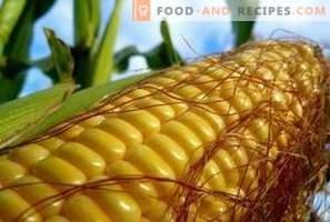 Corn calories
