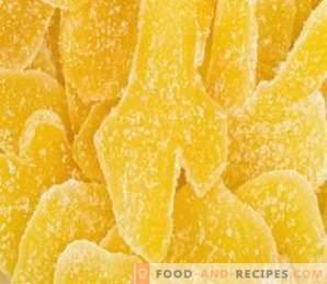 Ginger in sugar: useful properties