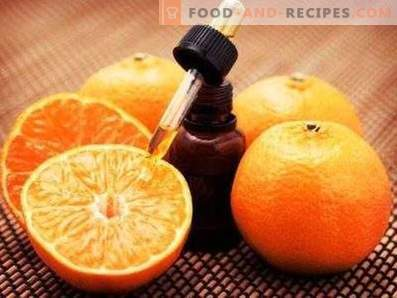 Orange Oil: Properties and Applications