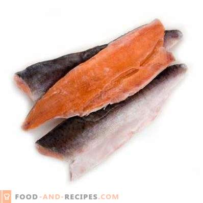 Pink salmon: benefits and harm to the body