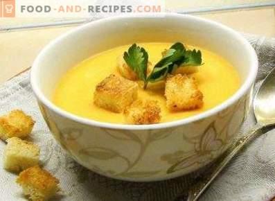 Chicken Cream Soup