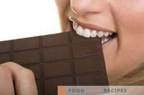 Bitter Chocolate: Benefit and Harm