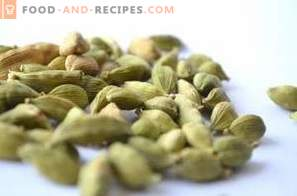Where to add cardamom
