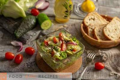 Lean Avocado Salad