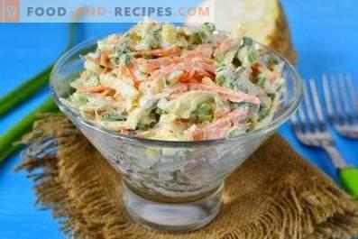 Celery Salads