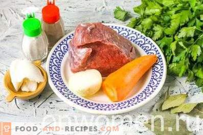 Beef pate