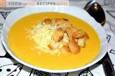 Pumpkin Cream Cheese Soup