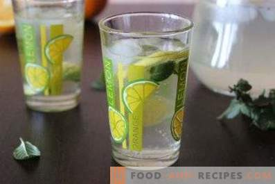 Lemonade at Home