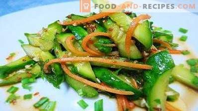 Instant Korean Pickled Zucchini