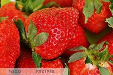Strawberries - useful properties and contraindications