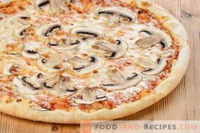 Champignon Pizza