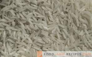 How to store rice
