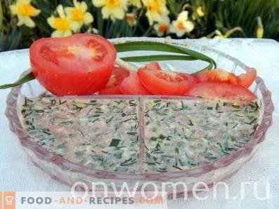 Tomato sauce for kebabs