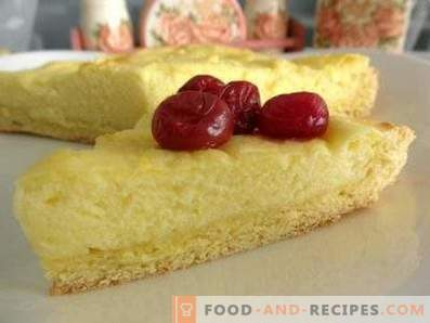 Cheesecake at Home