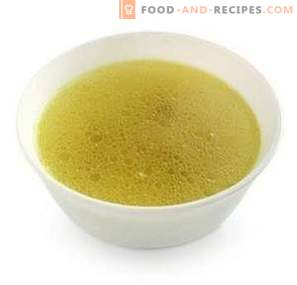Chicken Broth: Benefit and Harm