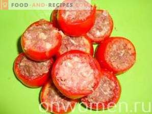 Stuffed Tomatoes with Stuffing