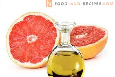 Grapefruit Oil: Properties and Applications