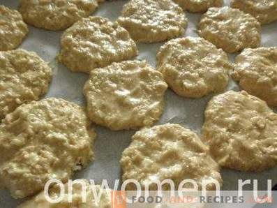 Oatmeal Cookies at Home