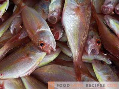 How to remove the smell of tina in fish