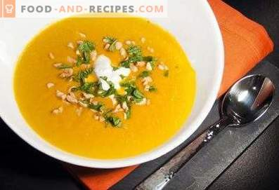 Pumpkin Puree with Chicken
