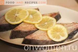 Dory fish in the oven
