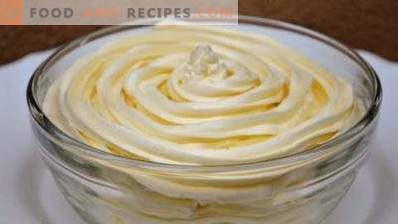 Condensed milk cake cream