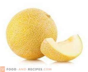 Melon: health benefits and harm