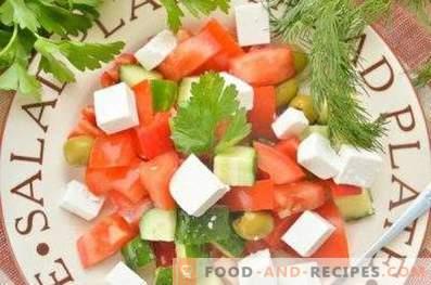Feta Salads