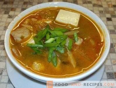 Kimchi Broth
